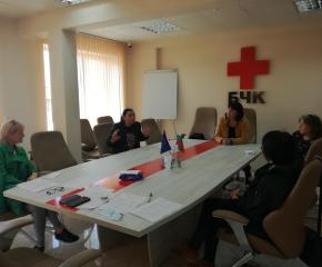 БЧК продължава с психологичната помощ на нуждаещите се