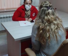 БЧК - Ямбол продължава с професионалната психологическа помощ за нуждаещите се