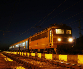 Без нощни влакове по Подбалканската линия през август