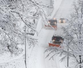 Без пътни инциденти в Ямбол и Сливен в лошите метеорологични условия