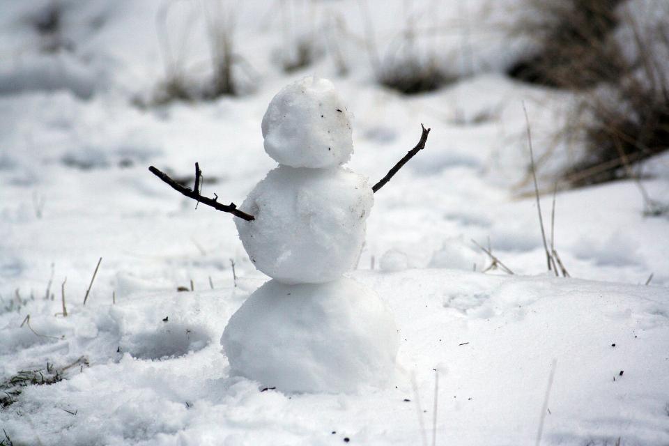 Ако искаме да си направим снежен човек през празничните дни, то трябва да отидем по високите планински върхове. Само на местата с надморска височина над...