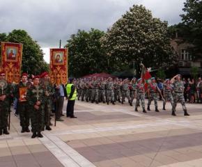 Без военен парад за Гергьовден