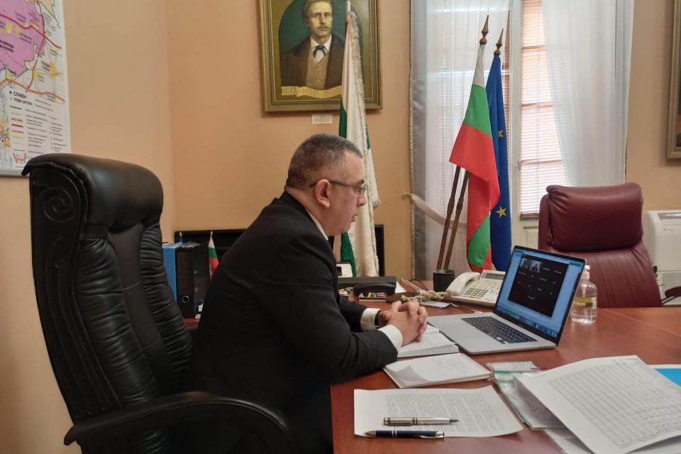Допълнителни противоепидемични мерки предприема Община Сливен за провеждането на Парламентарни избори 2021 на 4 април, стана ясно от онлайн брифинг с журналисти...