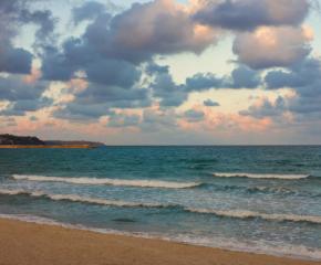 Безстопанствена тръба повреди плажът в Крайморие