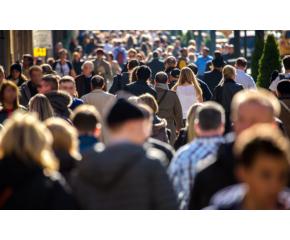 С близо 2 милиона души е намаляло населението на България за последните 30 години