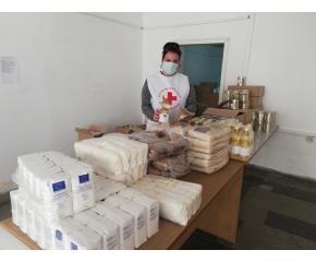Близо 5000 души в област Ямбол ще получат храни от БЧК