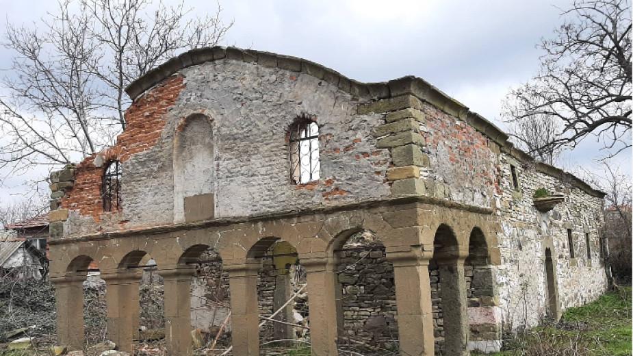 От близо половин век стралджанското село Люлин е без православен храм. След неуспешна дарителска кампания за възстановяването на унищожената църква, местните...