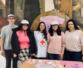 БМЧК отбеляза Световния ден за борба с тормоза в училище
