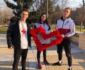 """БМЧК реализира кампания """"Обичай безопасно"""""""