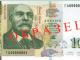 БНБ пуска в обращение нова банкнота от 10 лв.