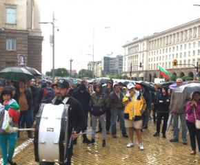 БНР: Десети ден на антиправителствени протести, от понеделник - в нова фаза
