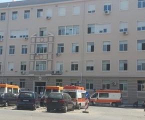 Болница в Сливен спира прием на пациенти с коронавирус