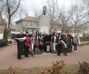 И в Болярово отбелязаха тържествено Националния ни празник