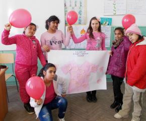 В Болярово учениците отбелязват Деня срещу агресията