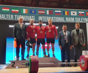 Божидар Андреев спечели пореден златен медал