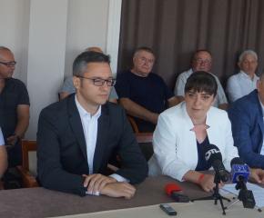 БСП представи кандидата си за кмет в Ямбол