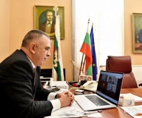 Бъдещи партньорски инициативи обсъдиха кметът Стефан Радев и кметът на турски град