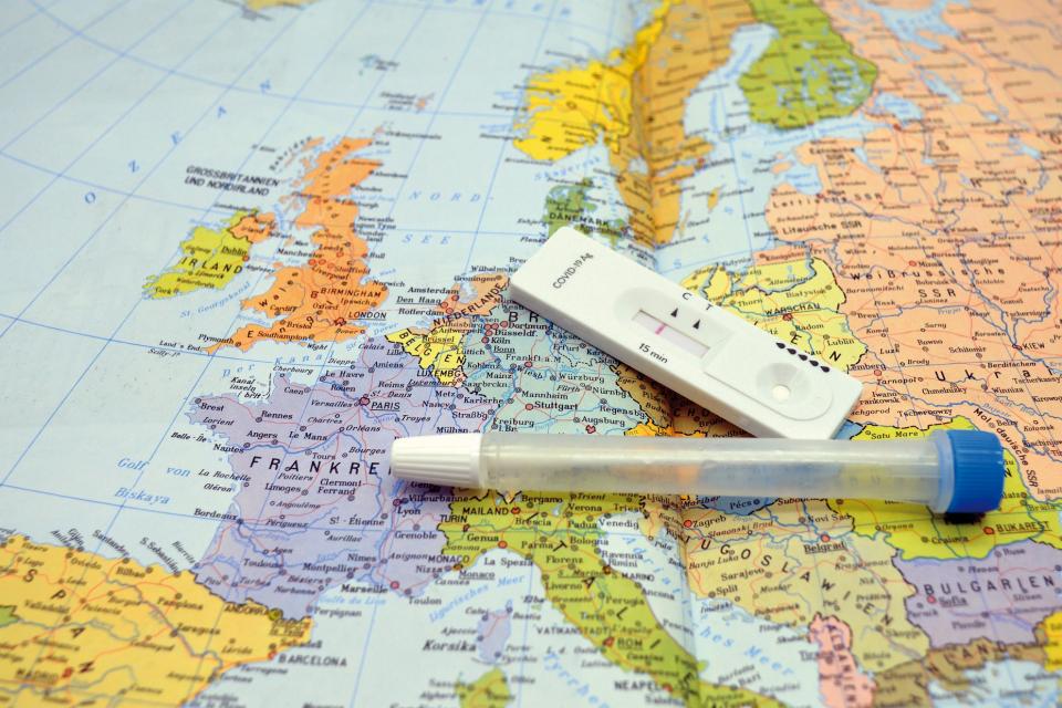 България вече е изцяло в зелената зона на комбинираната карта на Европа, която отчита брой случаи и процент позитивни тестове за последните 14 дни.Според...