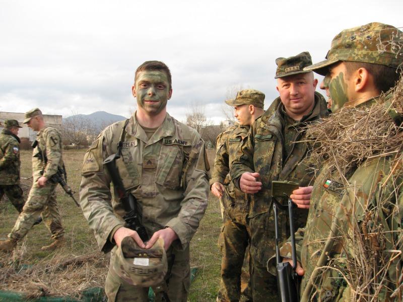 Българо-американска полева разузнавателна подготовка се провежда в Център за подготовка на специалисти (ЦПС) в Сливен тази седмица. В нея участват разузнавателен...