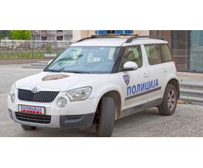 Български камион с мигранти е катастрофирал в Северна Македония