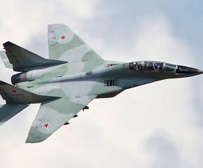 Частична повреда забавя разчитането на черната кутия от падналия МИГ-29