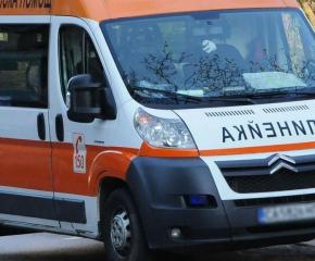 Челна катастрофа с една жертва и трима тежко ранени на пътя Бургас-Елхово