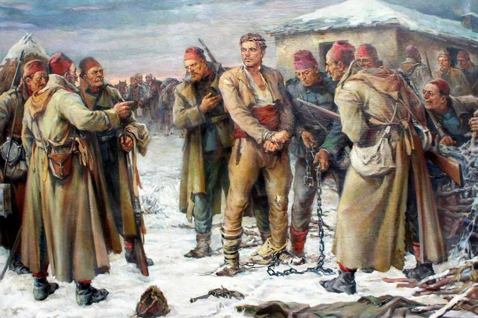 Признателни старозагорци сведоха глави пред паметта на Васил Левски по повод 147-та годишнина от обесването му. Общоградският ритуал пред паметника на...