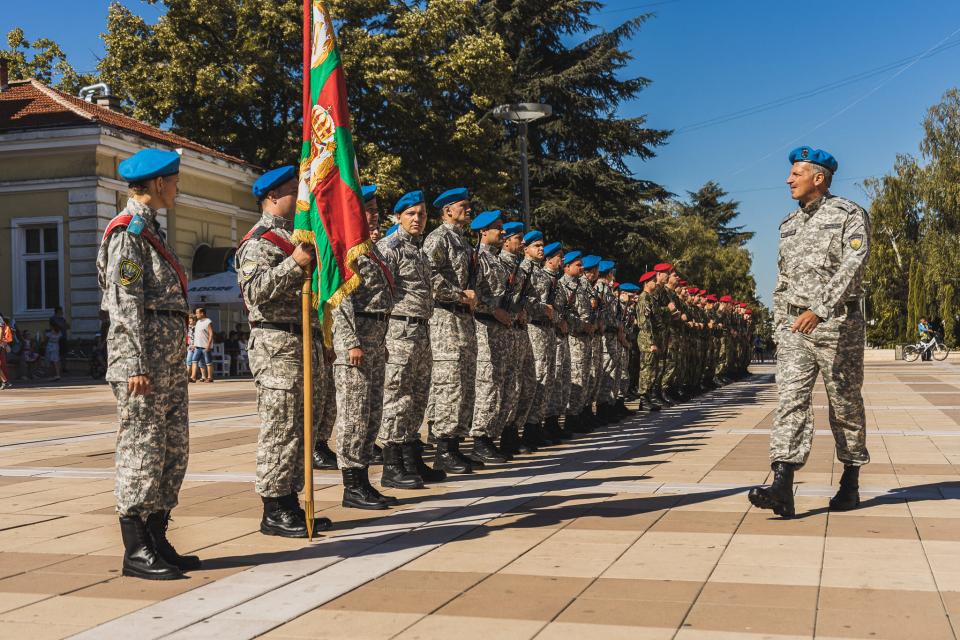 Засега в Ямбол не се отменя тържественото честване на Съединението на 6 септември, понеделник, с участието на представителни военни части от гарнизон Ямбол. Празникът...
