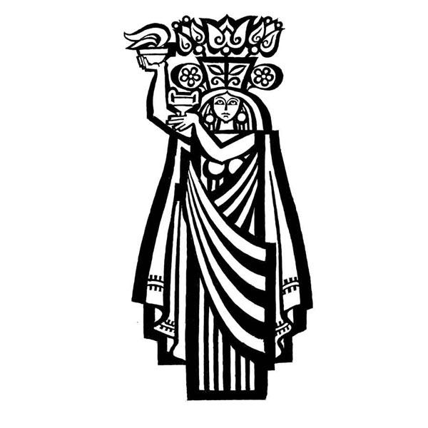Плакет с изображението на тракийската жрица Лесескепра и грамота получават четири медицински сестри от Ямбол по повод днешния им професионален празник....