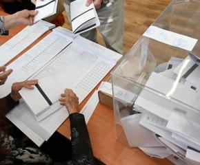 Четири жалби подаде Коалиция ГЕРБ-СДС в РИК в началото на изборния ден