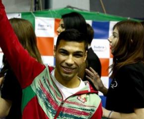 Даниел Асенов с трети златен медал за България