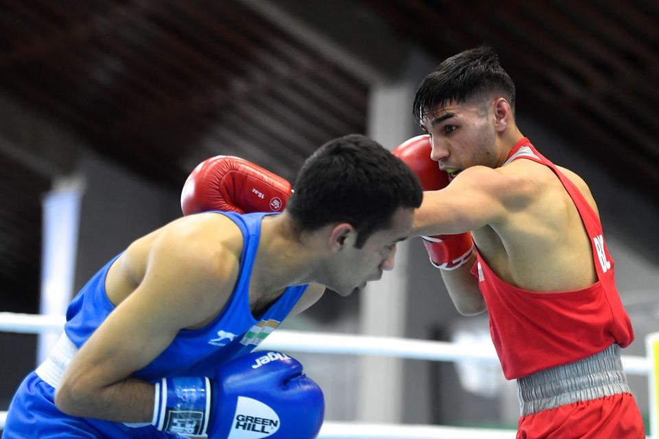 Петима български национали ще вземат участие на силния международен турнир по бокс в Херсон, Украйна. Надпреварата ще се проведе от утре до 7 април и е...