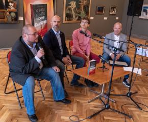 """В Деня на народните будители:  Първо представяне на книгата """"Хората, които променят България"""""""