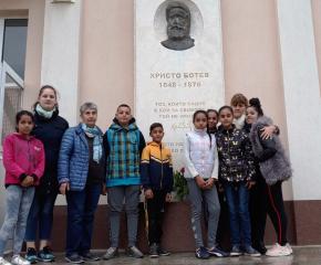 Деня на народните будители в село Ботево