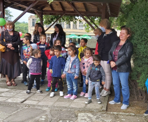 Денят на детето в община Тунджа (снимки)