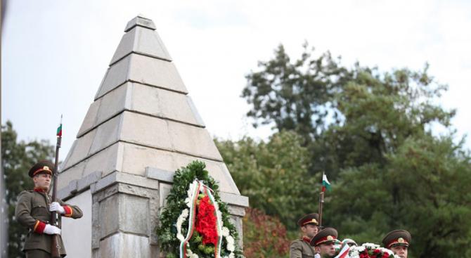 На 21 и 22 септември в честванията по повод 111-ата годишнина от провъзгласяването на Независимостта на България ще участват представителни формирования...