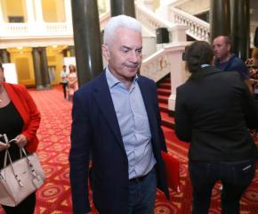 Сидеров и Лиляна Павлова вече не са депутати