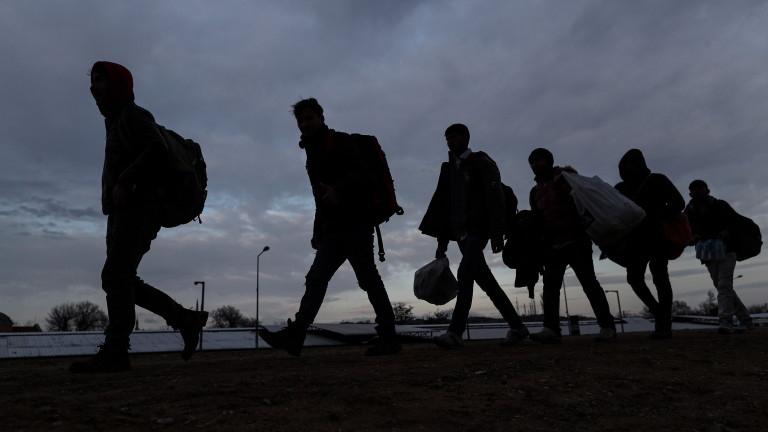 Откриха десетки мигранти в ловно стопанство над Ихтиман. Всички те твърдели, че идват от Афганистан и са избягали заради конфликта в страната. Акцията...