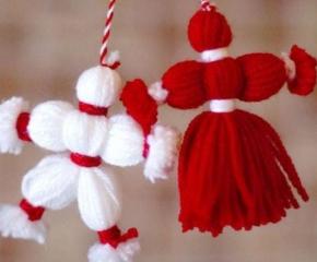 Деца от българско училище в Ню Йорк научиха как се правят мартеници