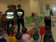 Деца и пътни полицаи заедно за спазване на правилата за пътна безопасност