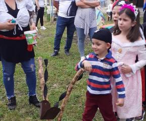 "Детски приключения в детска градина "" Изворче"", село Кабиле"