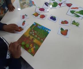 В детските градини в Дражево и Хаджидимитрово работят по приобщаване на децата към училище