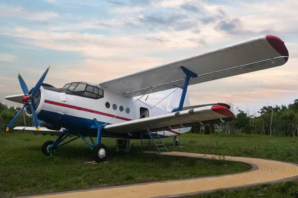 """Дезинфекциятана квартал """"Райна Княгиня"""" в Ямбол срещу COVID-19 със самолет АН-2 на Селскостопанската авиация няма да се извърши в сряда, 13 май, поради..."""