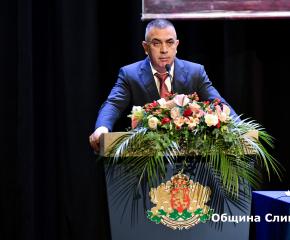 На Димитровден кметът Стефан Радев отличи почетните граждани на Сливен (снимки)