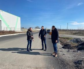 Димитър Иванов: Предстоят още много и важни проекти за Ямбол и областта, с които държавата се ангажира