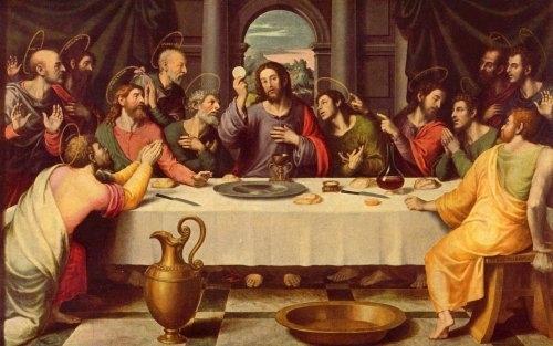 Днес е третият ден от Страстната седмица-Велика сряда.На този ден се припомня замногоценното миро, пролято върху главата наХристосот разкаялата се...