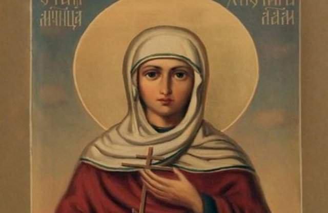На24 юлипочитамеСвета великомъченица Христина. Тя била родом от гр. Тир. Баща й - мъж от знатен род, на име Урбан, бил управител на града и известен...