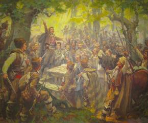Днес почитат героите от Априлската епопея в Панагюрище