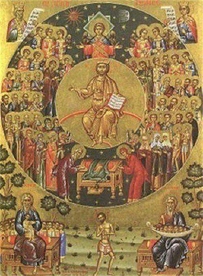 Църквата почита днес св. мъченик Савин. Той бил египтянин от град Хермопол и старейшина на града. Във време на Диоклетиановото гонение против християнитесв....