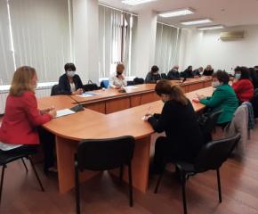 Днес в Ямбол се проведе заседание на Комисията по заетост